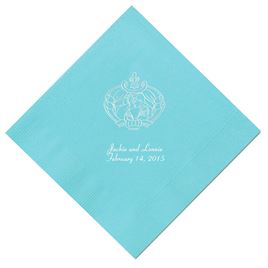 Cinderella - Pool Beverage Napkins in Foil