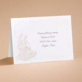 Disney - Dreams Come True Reception Card - Cinderella