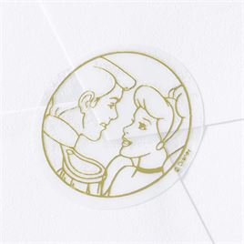 Disney - Dreams Come True Seals - Cinderella