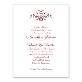 Star Wedding Invitations: 
