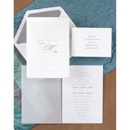 Sheer Simplicity - Invitation