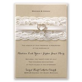 ecru wedding invitations | invitations by dawn, Wedding invitations