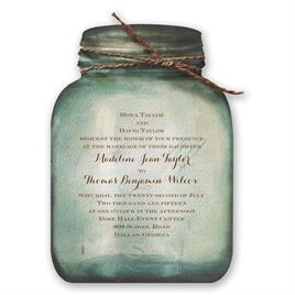Mason Jar: 