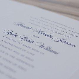Pearl Vines - Invitation