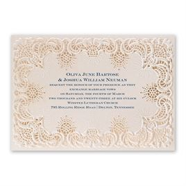 Lace: 