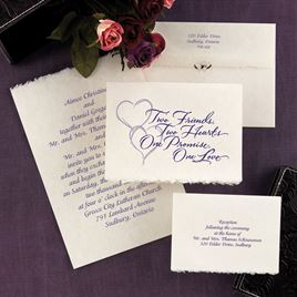 Promises - Invitation