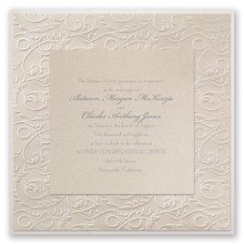 Vintage Wedding Invitations Invitations By Dawn