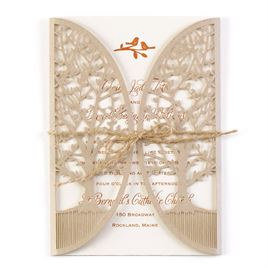 Luxury Wedding Invitations: 