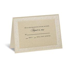 Framed in Luxury - Response Card