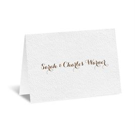 Thank You Cards: Textured White Note Card and Envelope