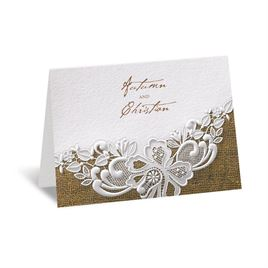 Lacy Dream - Thank You Card