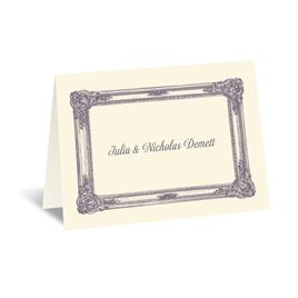 Fabulous Frames - Ecru - Thank You Card