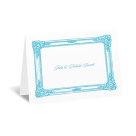 Fabulous Frames - Note Card and Envelope