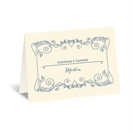 Sweet Sentiment - Ecru - Thank You Card