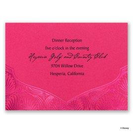 Disney - Magical Journey Reception Card - Jasmine