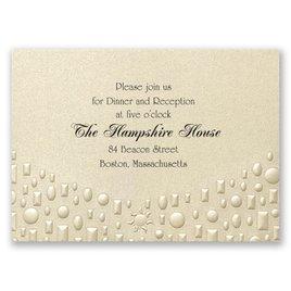Disney - Flowing Artistry Reception Card - Rapunzel