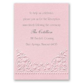 Disney - Princess Dreams Reception Card - Aurora
