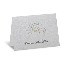 Disney - Fairy Tale Carriage Note Card