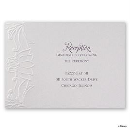 Disney - Deco Lily Reception Card