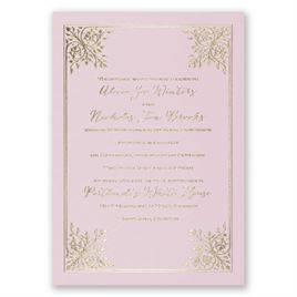 Red Wedding Invitations: 