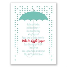 Baby Sprinkle Invitations: 