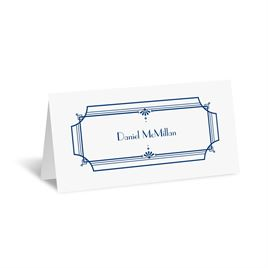Art Deco Arch - Place Card
