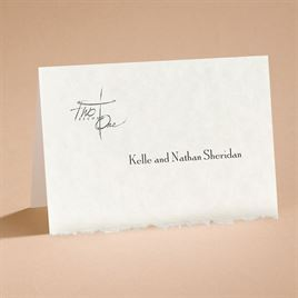 Joined By Faith -  Note Card and Envelope