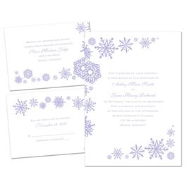 Choose Any Color Wedding Invitations: 