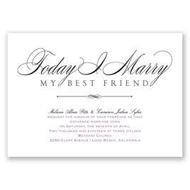 Love & Friendship - Invitation