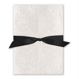 Elegance and Grace Invitation