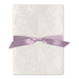Elegance and Grace - Hydrangea - Invitation