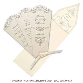 Elegant Arrangement - Invitation
