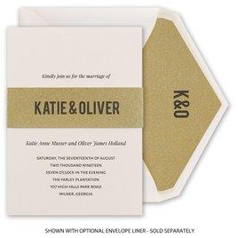 Forever Brilliant - Invitation