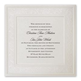 Elegant Wedding Invitations Invitations By Dawn