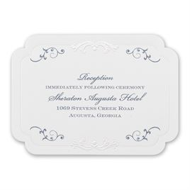 Disney - Pretty Princess Reception Card