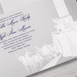 Disney - Midnight Magic Invitation - Cinderella