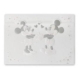 Disney Wedding Invitations: Disney Mickey and Minnie Invitation Mickey Mouse