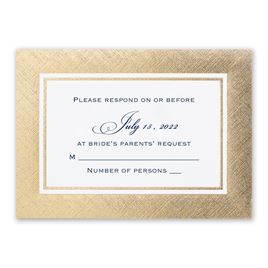 Wedding Response Cards Invitations By Dawn