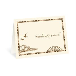 Treasure Map - Note Card and Envelope