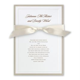 Wedding invitations wedding invitation cards invitations by dawn sophisticated border invitation stopboris