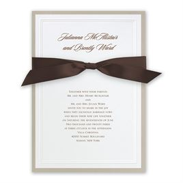 Ribbon-Brown