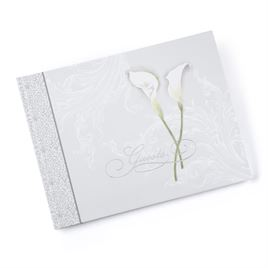 Wedding Guest Books and Pens: 