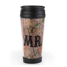 Mr. Camo Coffee Tumbler