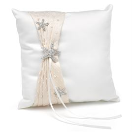 Destination Romance Ring Pillow