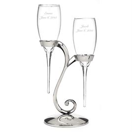 Toasting Flutes: 