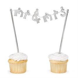 Wedding Cake Toppers: 