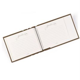 Birch Tree Guest Book