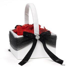 Wedding Flower Girl Baskets: Disney Dreams Come True Flower Basket