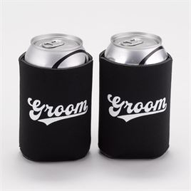 Groom Can Coolers