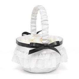 Peplum Flower Basket